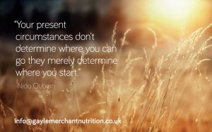 Gayle Merchant Registered Nutritional Therapit Nrthampton Events