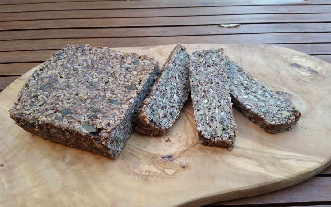 Super Seeded Gluten-Free Loaf